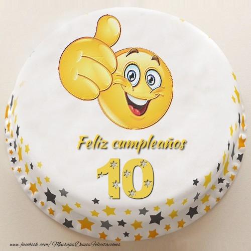 Feliz Cumpleaños, 10 años!