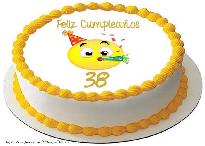 38 años, Feliz Cumpleaños
