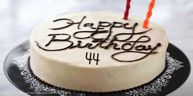 Happy Birthday 44 años
