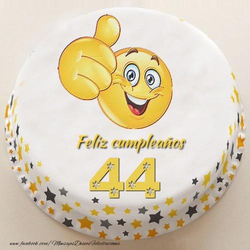Feliz Cumpleaños, 44 años!