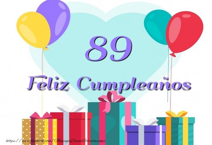 89 años