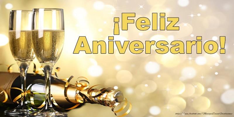 El más popular felicitaciones de aniversario - ¡Feliz Aniversario!