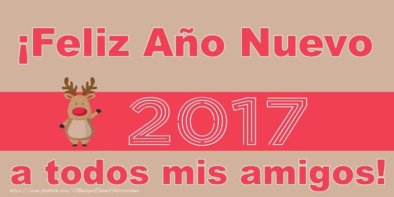 Felicitaciones de a o nuevo 2017 feliz a o nuevo a - Felicitaciones para ano nuevo ...
