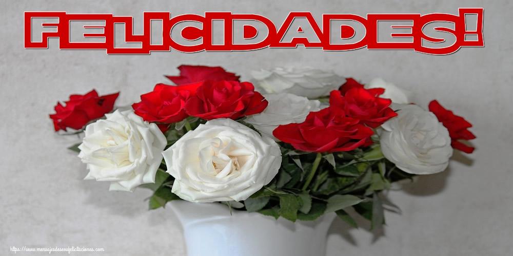 Felicitaciones de cumpleaños - Felicidades! - mensajesdeseosfelicitaciones.com