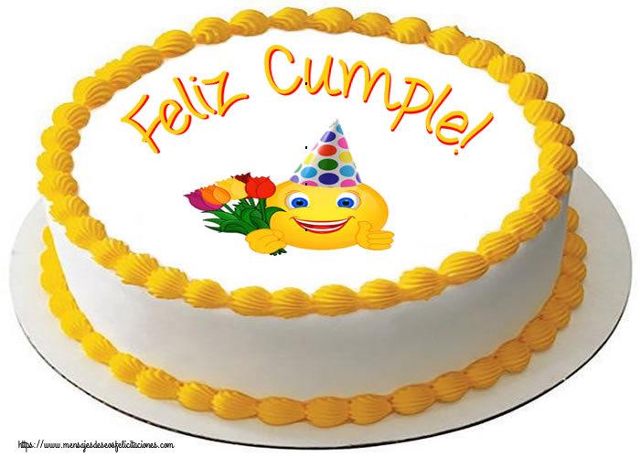 Felicitaciones de cumpleaños - Feliz Cumple!