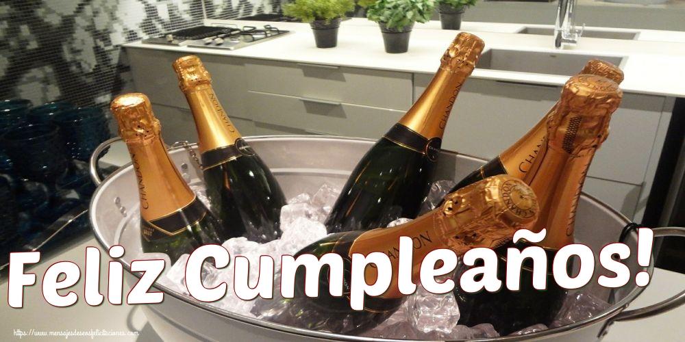 Felicitaciones de cumpleaños - Feliz Cumpleaños!