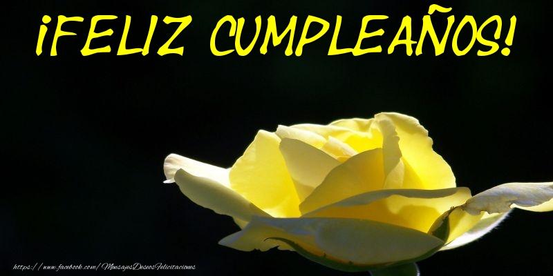 Felicitaciones De Cumpleaños Con Flores: El Más Popular Felicitaciones Con Flores