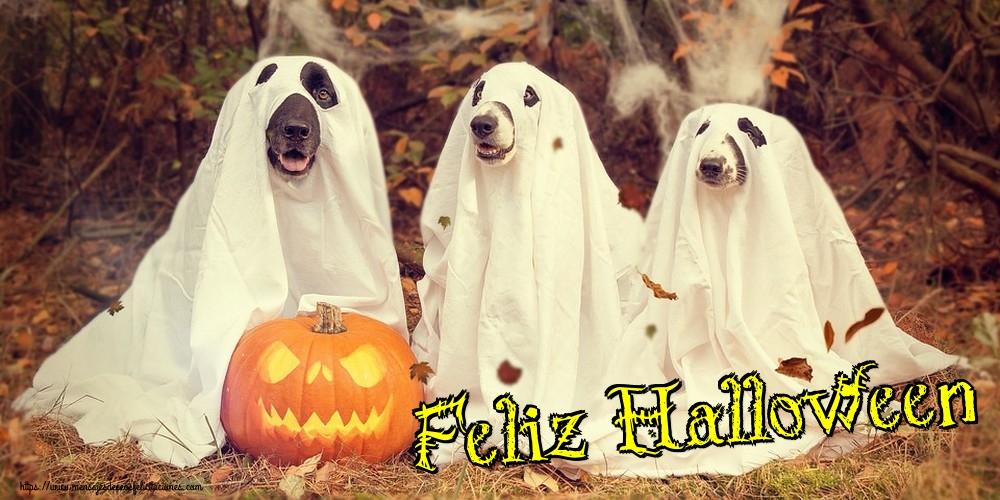 Felicitaciones de halloween - Feliz Halloween