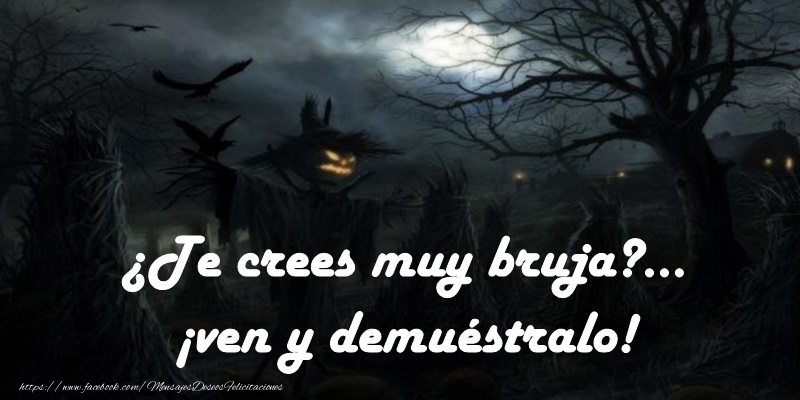 Felicitaciones de halloween