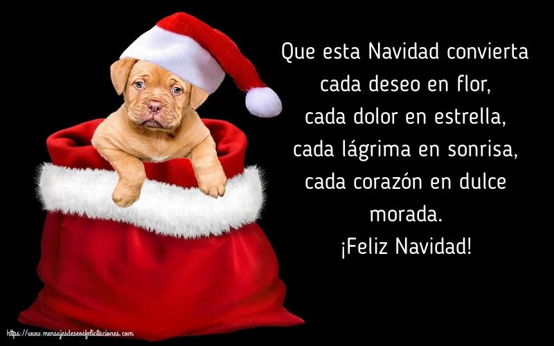 Felicitaciones de Navidad - ¡Feliz Navidad!