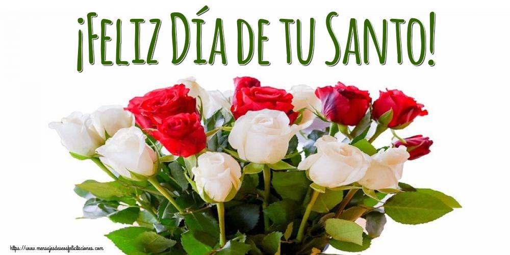 Felicitaciones de Onomástica - ¡Feliz Día de tu Santo!