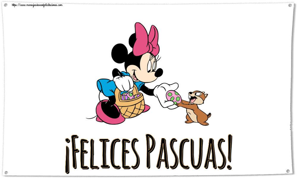 Felicitaciones de pascua - ¡Felices Pascuas!