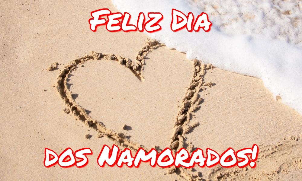 Felicitaciones de San Valentín - Feliz Dia dos Namorados!