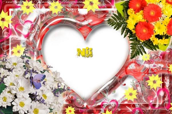 Felicitaciones de amor - Nil