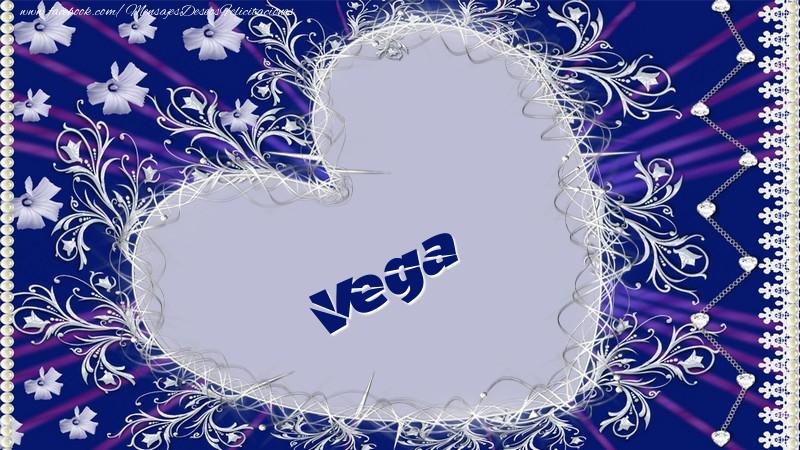 Felicitaciones de amor - Vega