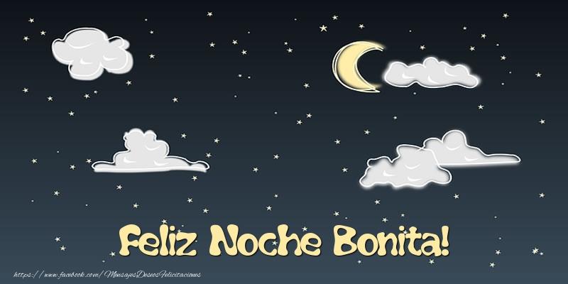 Feliz Noche Bonita Felicitaciones De Buenas Noches Para