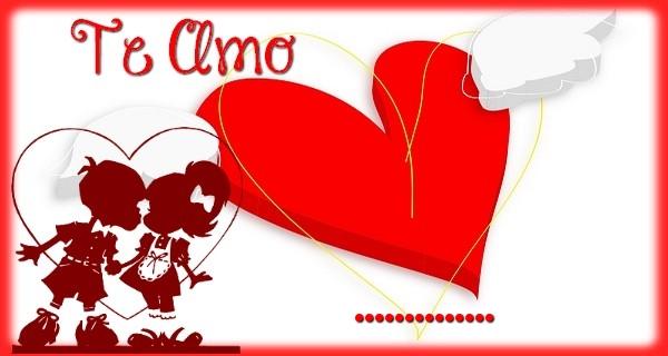 Felicitaciones Personalizadas de amor - Te Amo, ...
