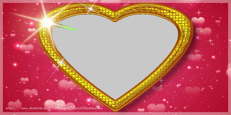 Felicitaciones Personalizadas de amor - Te Amo!