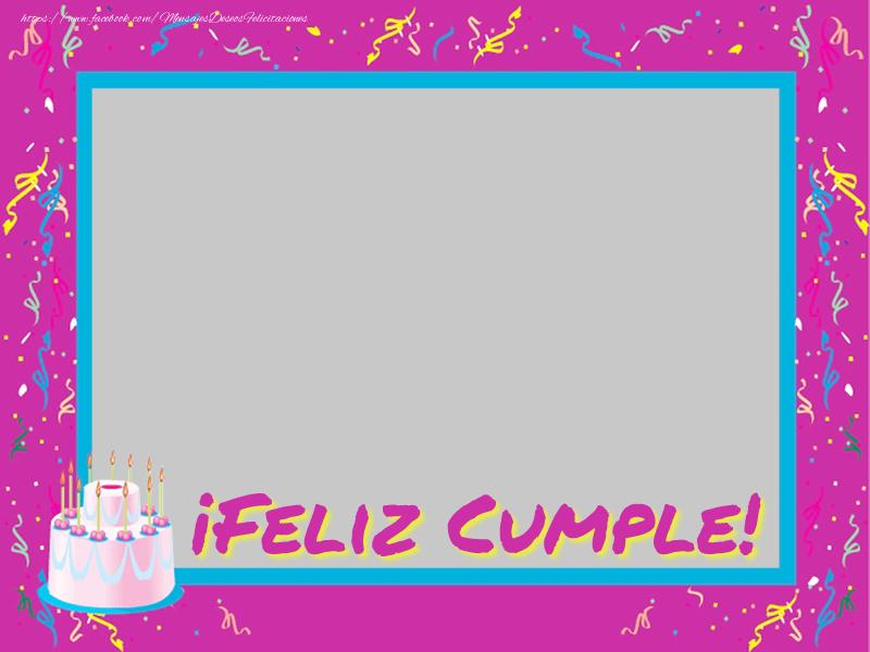 Felicitaciones personalizadas for Hacer tarjeta cumpleanos