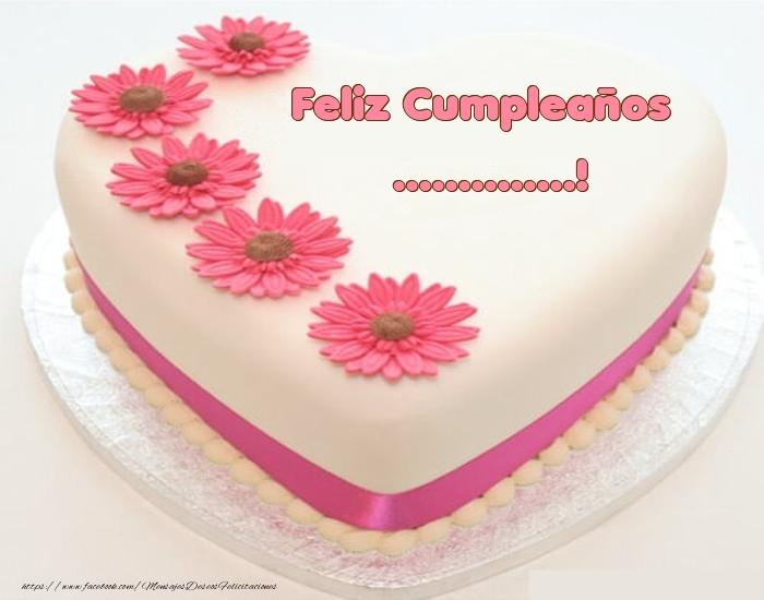 Felicitaciones Personalizadas de cumpleaños - Feliz Cumpleaños ...! - Tartas