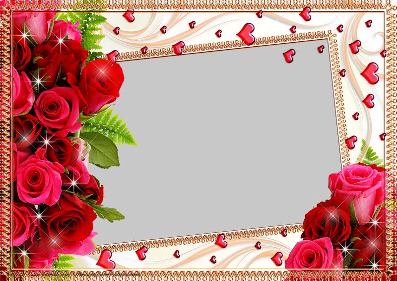 Felicitaciones Personalizadas con fotos - Marco de fotos