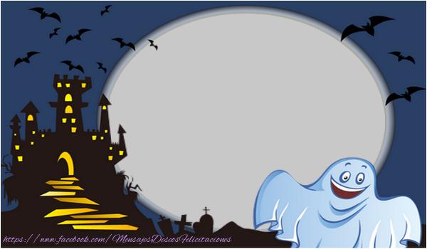 Felicitaciones Personalizadas de halloween - Buon Halloween