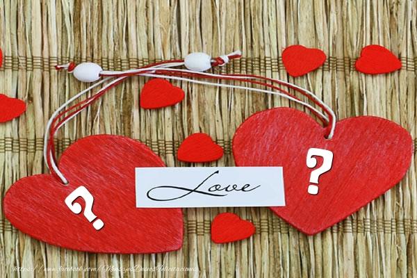 Felicitaciones Personalizadas con inicial del nombre - ... Love ...