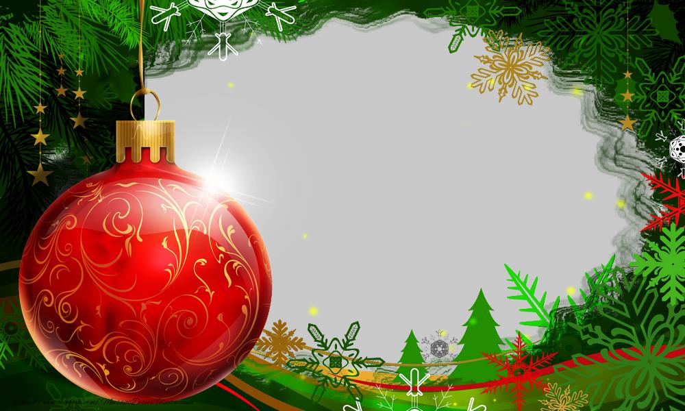 Felicitaciones Personalizadas de Navidad - Imagen de la Navidad