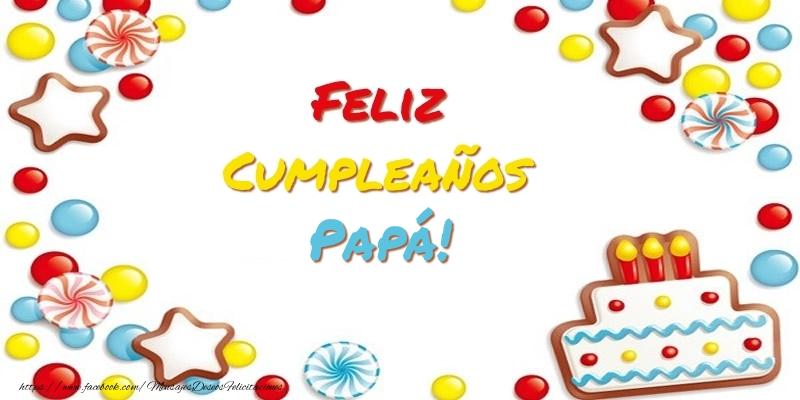 Felicitaciones de cumpleaños para papá - Cumpleaños papá
