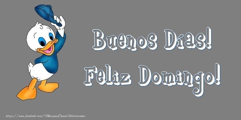Buenos Días! Feliz Domingo!