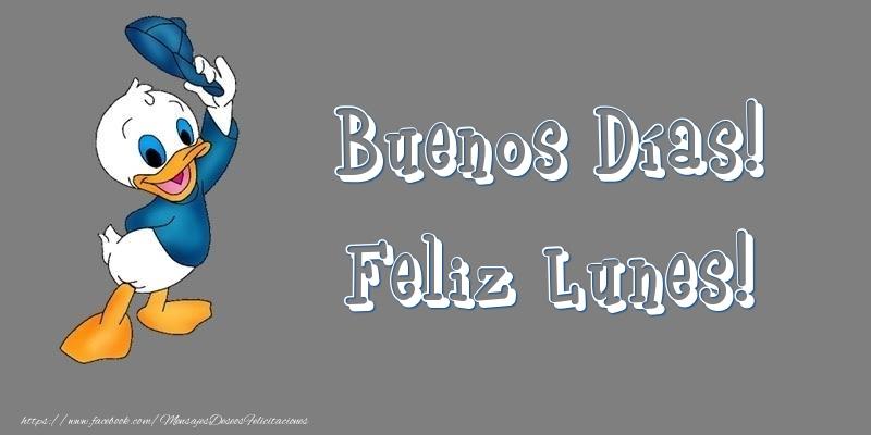 Buenos Días! Feliz Lunes!