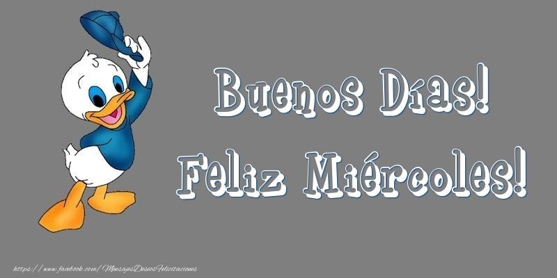 Buenos Días! Feliz Miércoles!