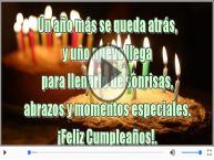 ¡Feliz Cumpleaños!.